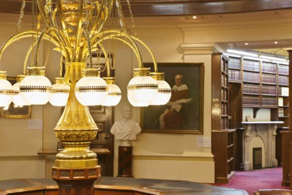 Image of the Supreme Court Library