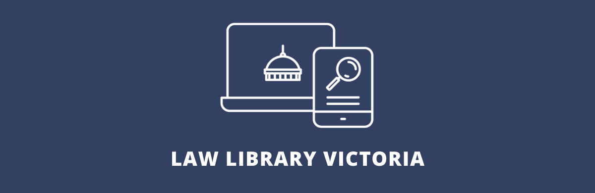 Law Library of Victoria icon