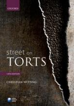 Street on torts cover