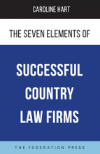 The seven elements of successful country law firms