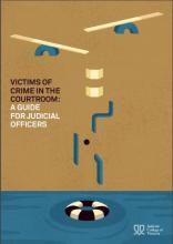 Victims of crime in the courtroom: a guide for judicial officers