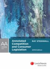 Annotated competition and consumer legislation