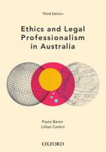 Ethics and legal professionalism in Australi