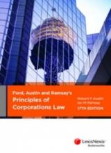 Image of Ford, Austin and Ramsay's principles of corporation law