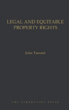 Legal and equitable property rights