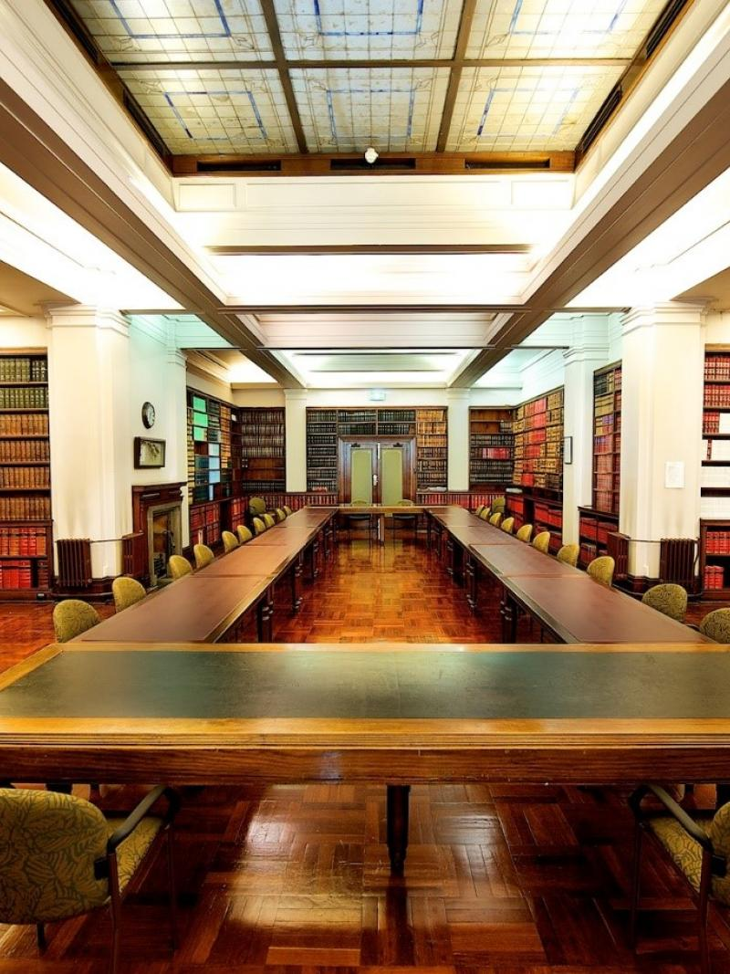 Image of Old High Court Library