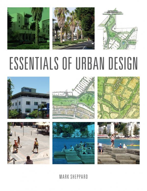 Essentials of urban design cover