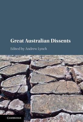Great Australian dissents cover
