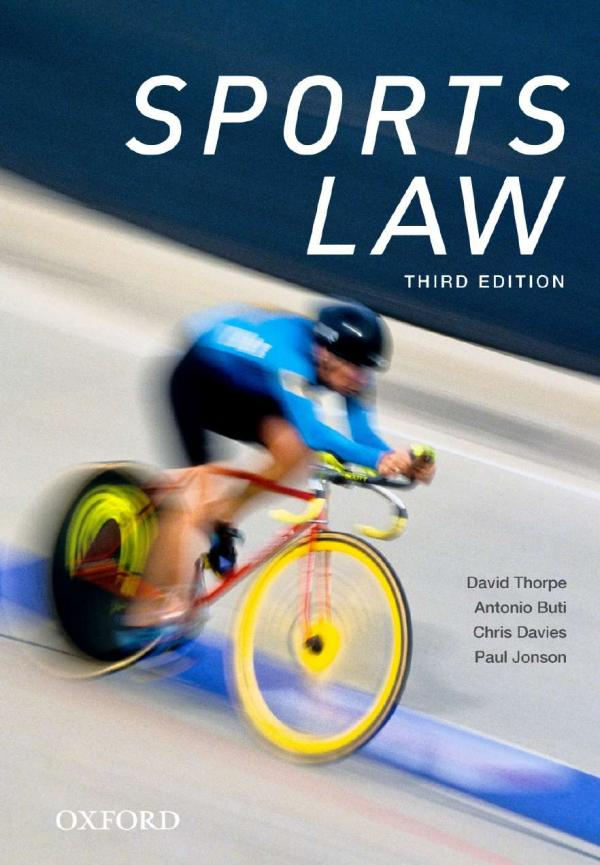 Image of Sports law