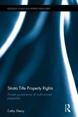 Strata title property rights cover