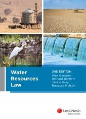 Water resources law
