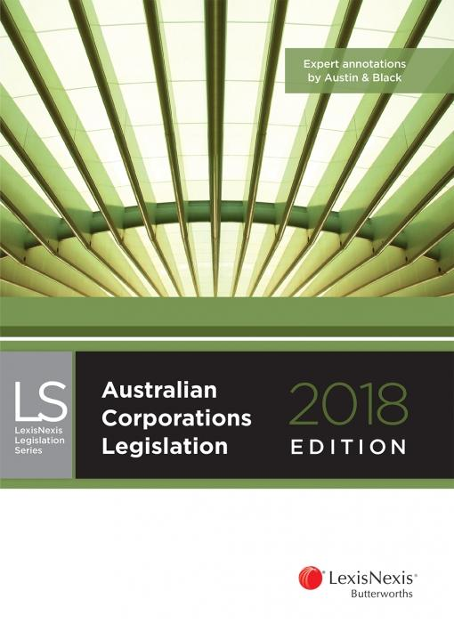 Image of Australian corporations legislation