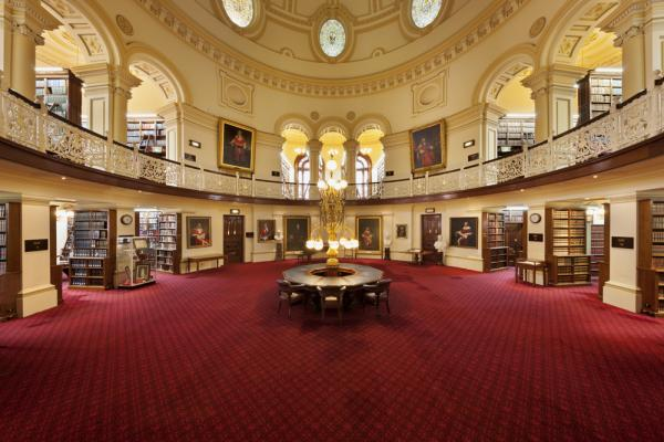 Image of Supreme Court Library