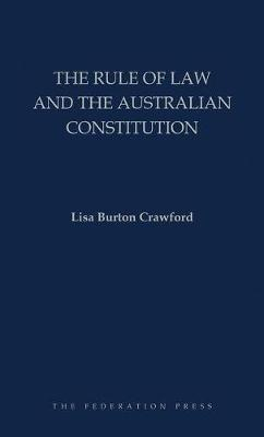 Image of The rule of law and the Australian constitution